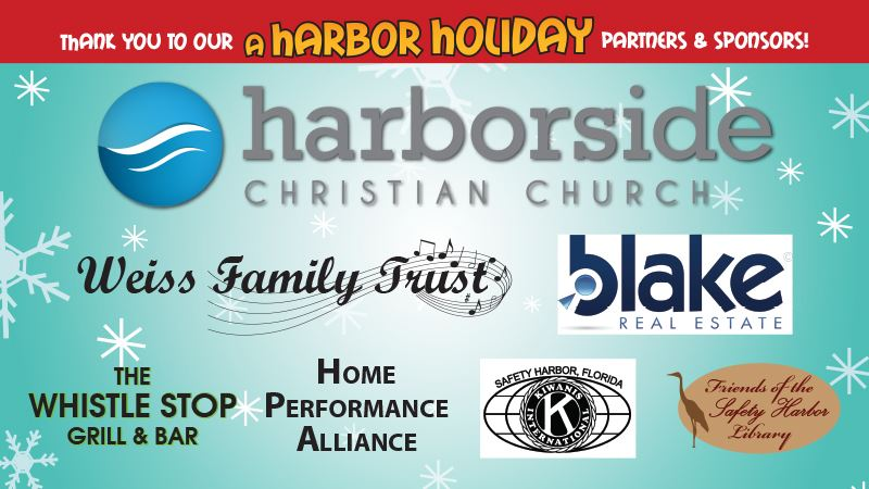 Thank you to our A Harbor Holiday Sponsors!